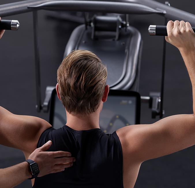 FitnessTraining mit eGYM